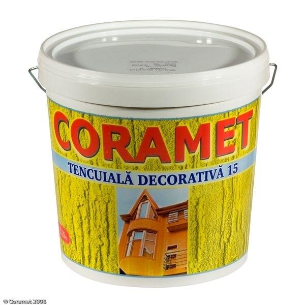 Tencuiala Decorativa Coramet.Tencuieli Decorative Tencuiala Decorativa R25 Coramet 25kg Alba